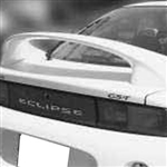 Mitsubishi Eclipse Painted Rear Spoiler (no Light), 1995, 1996, 1997, 1998, 1999