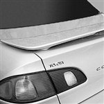 Toyota Corolla 2 Post Painted Rear Spoiler, 1998, 1999, 2000, 2001, 2002