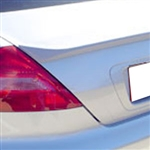 Honda Accord Coupe Lip Mount Painted Rear Spoiler, 2003, 2004, 2005