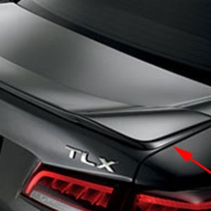 Acura Tlx Flush Mount Painted Rear Spoiler 2015 2016