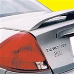 Ford Taurus 3 Post Painted Rear Spoiler, 2000, 2001, 2002, 2003, 2004, 2005, 2006
