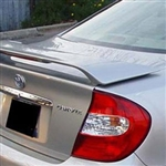 Toyota Camry 2 Post Painted Rear Spoiler (with light), 2002, 2003, 2004, 2005, 2006