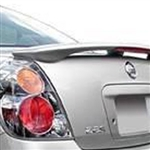 Nissan Altima Painted Rear Spoiler with Light, 2002, 2003, 2004, 2005, 2006