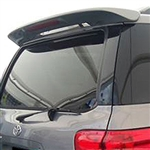 Toyota Sequoia Painted Rear Spoiler (with light), 2001, 2002, 2003, 2004, 2005, 2006, 2007
