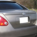 Nissan Maxima Lip Mount Painted Rear Spoiler, 2004, 2005, 2006, 2007, 2008