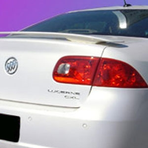 UNPAINTED BUICK LUCERNE CUSTOM STYLE REAR WING SPOILER 2006-2011