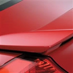 Honda Accord Coupe 2 Post Painted Rear Spoiler, 2006, 2007