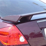 Scion tC '2 Post' Painted Rear Spoiler, 2005, 2006, 2007, 2008, 2009, 2010