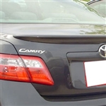 Toyota Camry Lip Mount Painted Rear Spoiler, 2007, 2008, 2009, 2010, 2011