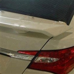 Chrysler 200 3 Post Painted Rear Spoiler, 2011, 2012, 2013, 2014