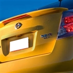 Nissan Sentra SER Painted Rear Spoiler with Light, 2007, 2008, 2009, 2010, 2011, 2012