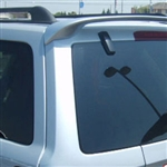 Ford Escape Painted Rear Spoiler, 2008, 2009, 2010, 2011, 2012