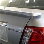 Subaru Impreza Sedan Painted Rear Spoiler (with light), 2008, 2009, 2010, 2011