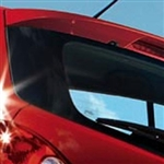Nissan Versa Hatchback Painted Rear Spoiler, 2006, 2007, 2008, 2009, 2010, 2011, 2012, 2013