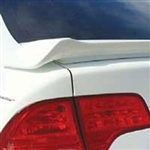 Honda Civic Sedan Flush Mount Painted Rear Spoiler, 2007, 2008, 2009, 2010, 2011