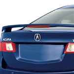 Acura TSX Lighted Rear Wing Spoiler, 2009, 2010, 2011, 2012, 2013, 2014
