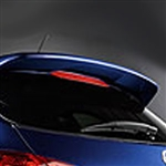Nissan Rogue Painted Rear Spoiler, 2008, 2009, 2010, 2011, 2012, 2013