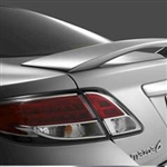 Mazda 6 '2 Post' Painted Rear Spoiler, 2009, 2010, 2011, 2012, 2013