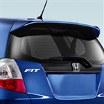 Honda Fit Painted Rear Spoiler, 2009, 2010, 2011, 2012, 2013, 2014