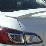 Mazda 3 '2 Post' Painted Rear Spoiler, 2010, 2011, 2012, 2013