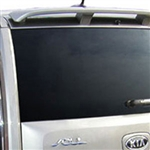 Kia Soul 4 Post Painted Rear Spoiler, 2010, 2011, 2012, 2013
