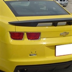 Chevrolet Camaro 4 Post Painted Rear Spoiler, 2010, 2011, 2012, 2013