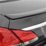 Toyota Avalon Lip Mount Painted Rear Spoiler, 2011, 2012