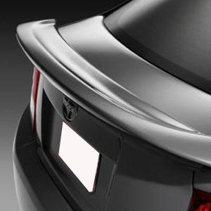 Scion Tc Flush Mount Painted Rear Spoiler 2011 2012