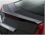 Cadillac CTS Coupe Painted Spoiler (Flush mount), 2011, 2012, 2013, 2014