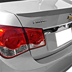Chevrolet Cruze Lip Mount Painted Rear Spoiler (large), 2011, 2012, 2013, 2014, 2015
