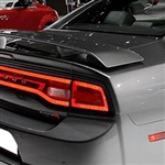 Dodge Charger SRT Painted Rear Spoiler, 2011, 2012, 2013, 2014