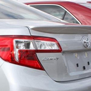 WT ABS325A 2?1415693130 toyota camry lip mount painted rear spoiler, 2012, 2013, 2014