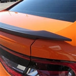 Dodge Dart Flush Mount Painted Rear Spoiler, 2013, 2014, 2015, 2016