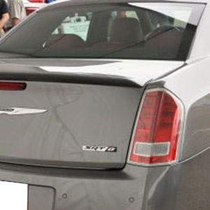 Painted SV Rear Trunk Lip Spoiler Wing For 2011~19 Chrysler 300 300C SRT8 Sedan