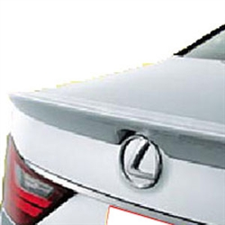 Lexus GS Series Painted Rear Spoiler, 2013, 2014, 2015, 2016, 2017, 2018