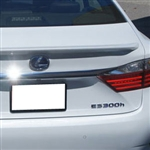 Lexus ES Series Painted Rear Spoiler, 2013, 2014, 2015, 2016, 2017, 2018