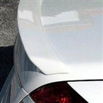 Mercedes S Class Painted Rear Spoiler, 2007, 2008, 2009, 2010, 2011, 2012, 2013