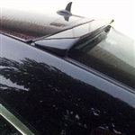 Mercedes S Class Roofline Painted Rear Spoiler, 2007, 2008, 2009, 2010, 2011, 2012, 2013