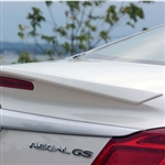 Buick Regal Painted Rear Lip Spoiler / Wing, 2011, 2012, 2013