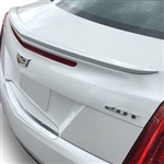 Cadillac ATS Coupe Painted Rear Spoiler, 2015, 2016, 2017, 2018