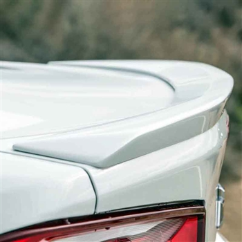 Chevrolet Camaro Lip Mount Painted Rear Spoiler, 2016, 2017, 2018, 2019, 2020