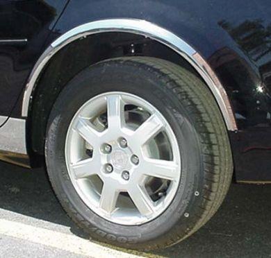 Finish Line Auto >> Cadillac CTS Wheel Well Fender Trim, 2003, 2004, 2005, 2006, 2007 | ShopSAR.com