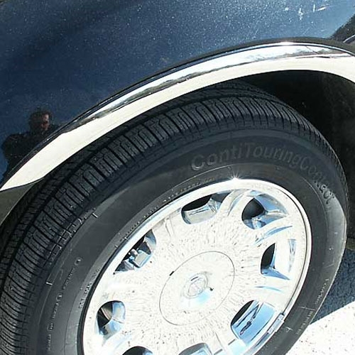 Chrysler 300 Wheel Well Fender Trim