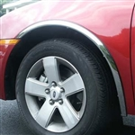 Ford Fusion Wheel Well Fender Trim, 2006, 2007, 2008, 2009, 2010, 2011, 2012