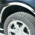 Ford F150 Chrome Wheel Well Fender Trim, 2015, 2016, 2017, 2018, 2019