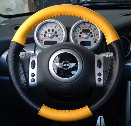 Lexus Gx Leather Steering Wheel Covers By Wheelskins