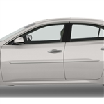 Nissan Maxima Painted Body Side Moldings, 2009, 2010, 2011, 2012, 2013, 2014, 2015