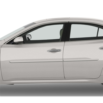 Nissan Maxima Painted Body Side Moldings, 2009, 2010, 2011, 2012, 2013, 2014