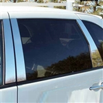 Chrysler PT Cruiser Chrome Pillar Post Trim, 2001 - 2011