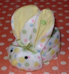 Softest Boo Boo Bunny Darling for Baby or Toddlers